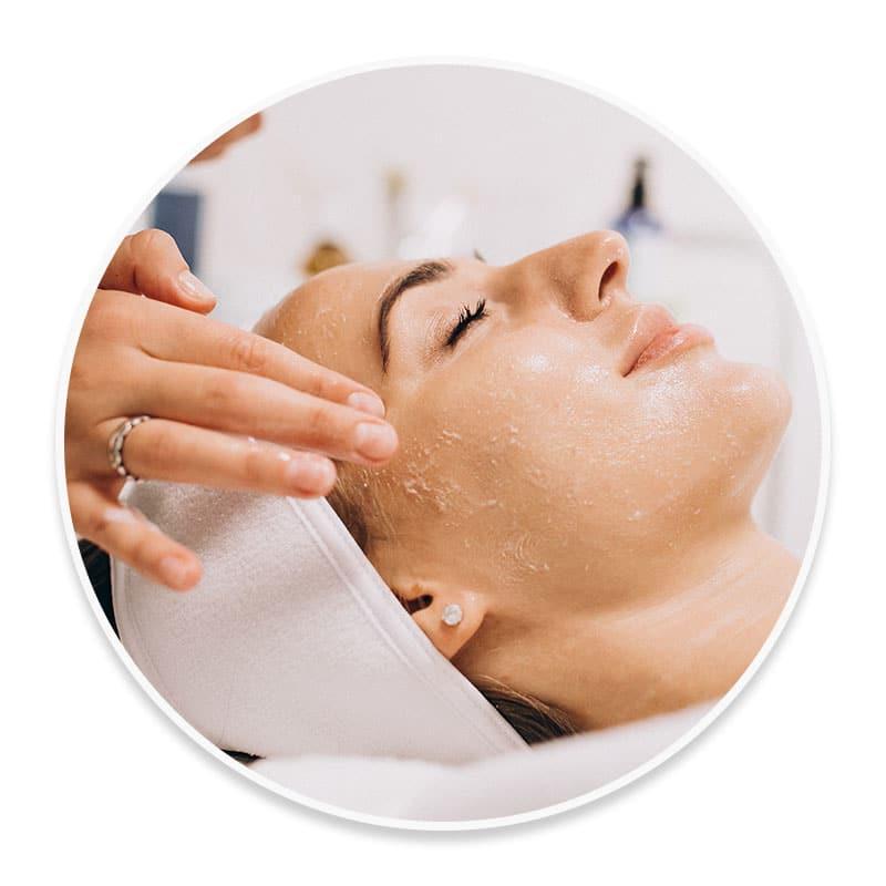 Signature anti-aging facial treatment near me