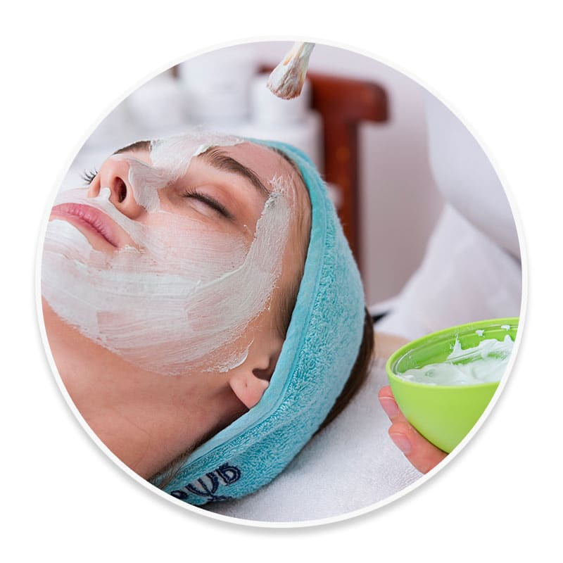 Customized facial spa treatment near me