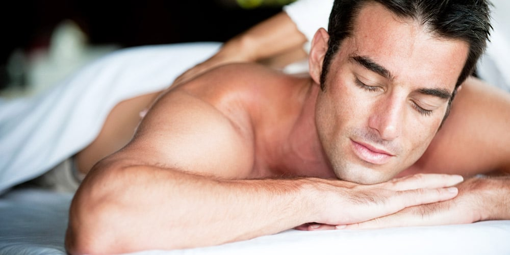 90 minutes Men's Tiberius' Royal Treatment by The Day Spa