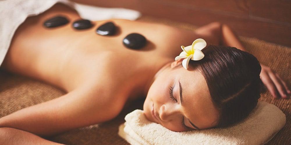 Hot stone massage at Goldsboro NC with VIP discounts